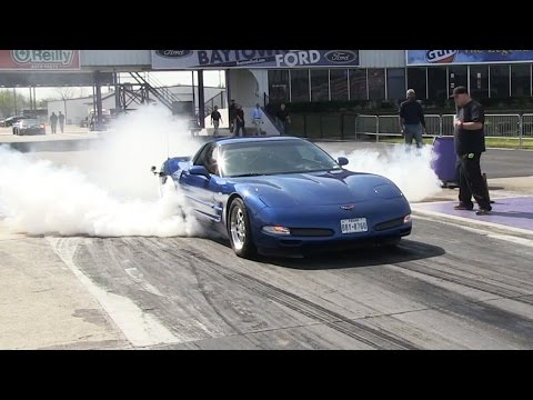 9 Second C5 Vette from HELL