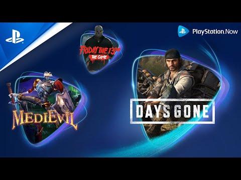 PS Now | Neue Spiele im Oktober