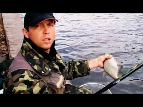 видео рыбалка маховой удочкой весной видео