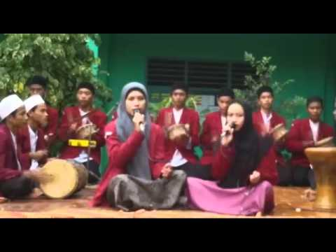 Nurul Iman - Tobat Maksiat (wali) Freestyle Marawis Cover Version video