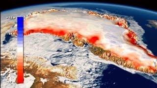 The Melting of Greenland: Prof Konrad Steffen (March 2017)
