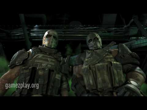 Army of two the 40th day official halloween hd video game trailer
