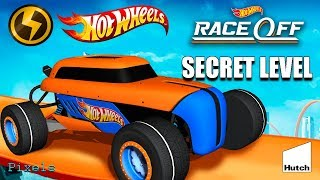 Hot Wheels Race Off - Secret Level with Rip Rod