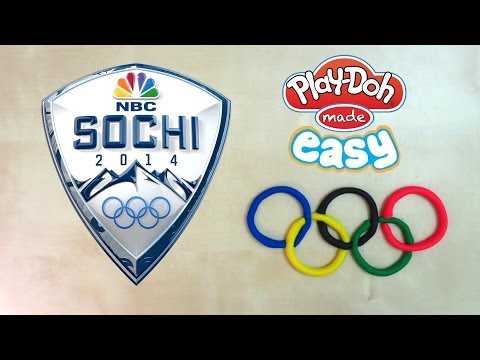 How To Make a Sochi Winter Olympics 2014 Emblem