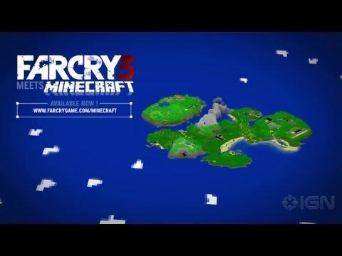 Far Cry 3 Meets Minecraft