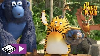 Meet The Jungle Bunch | The Jungle Bunch To The Rescue | Boomerang