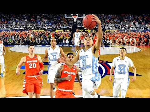 NCAA tournament final: University of North Carolina vs. Villanova