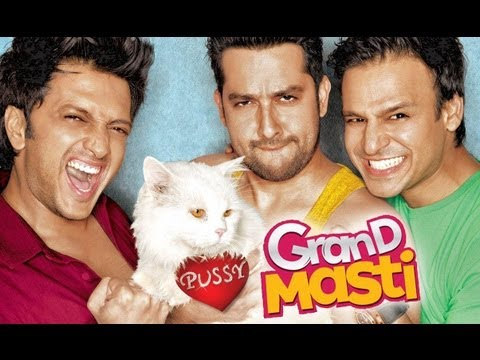 Grand Masti - Official Theatrical Trailer With English Subtitles...