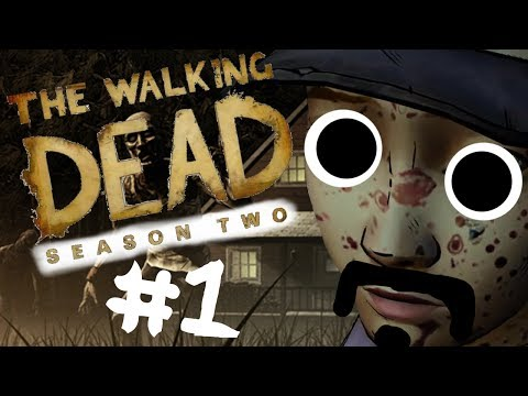 Walking Dead Season 2- Episode 1: A Dog or Cat or Rabbit