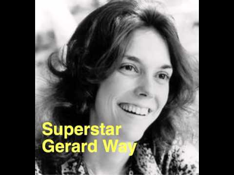 Superstar by The Carpenters Gerard Way Cover