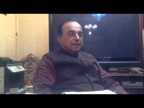 Dr Subramanian Swamy message on Neta Ji's birth celebrations in Tokyo - 2013