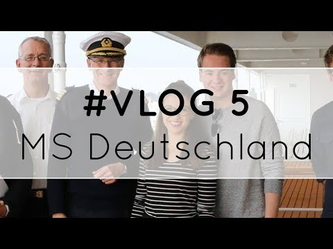 MS Deutschland #Vlog5 - Wir treffen den Kapitän - Phoenix Reisen
