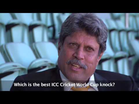 Kapil Dev remembers the ICC Cricket World Cup 1983