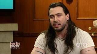 EXCLUSIVE: Andrew W.K. Addresses Fraud, Illuminati Rumors | Larry King Now | Ora.TV