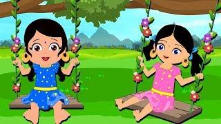 Uyyala Jampala | Telugu Nursery Rhymes for Children |  Edtelugu