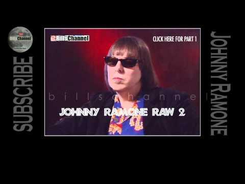 JOHNNY RAMONE - Last Interview PT 2