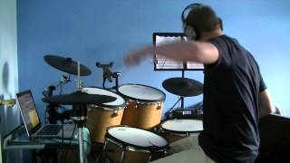🎶 Bring Me the Horizon - True Friends - Drum Cover (DrummerMattUK)