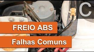 Dr CARRO Freio ABS - Falhas Comuns
