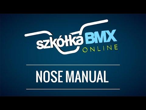 Szkółka Bmx Online - Nose Manual (AveBmx.pl)