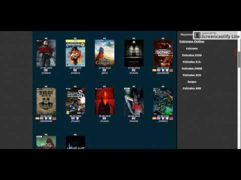 La Mejor Pagina Para Descargar juegos En PC/WII/XBOX 360/PS3