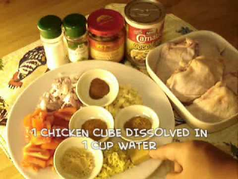 How To Cook CHICKEN CURRY!