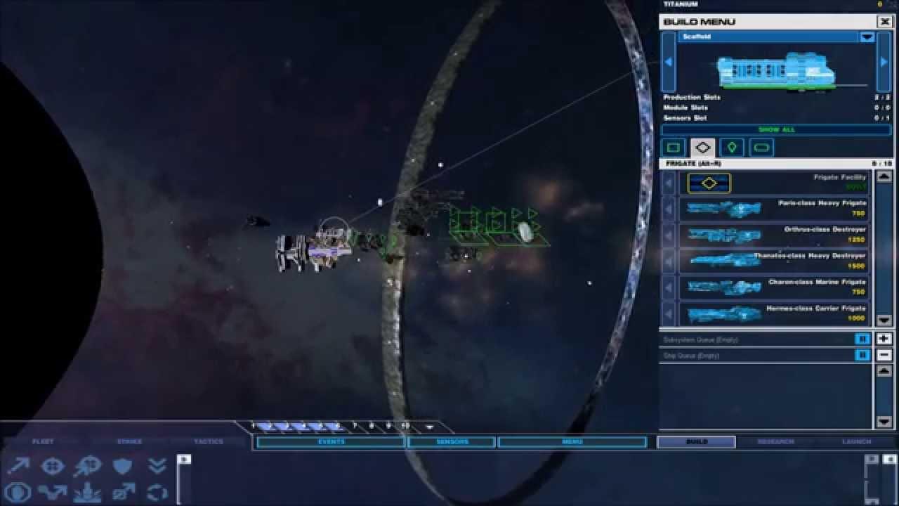 Homeworld Mods Halo Gameplay 4 a Halo Mod