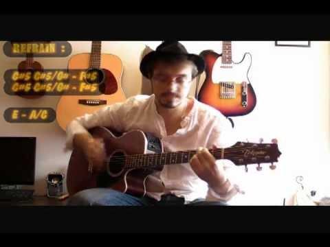 Cours De Guitare - About A Girl (Nirvana)