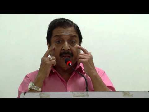 Actor sivakumar - speech part 1 - YouTube