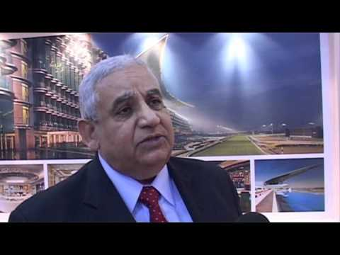 Abdin Nasralla, Vice President, The Meydan Hotel & Hospitality Division @ ITB Berlin 2011