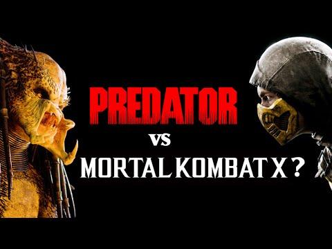 Predator VS Mortal Kombat X? - The Know