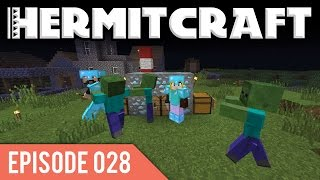 Hermitcraft II 028 | ABBA Caving w/ xBCrafted | A Minecraft Let's Play