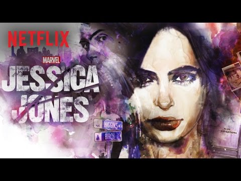 Marvel's Jessica Jones - Poster - Netflix - Nederlands [HD]