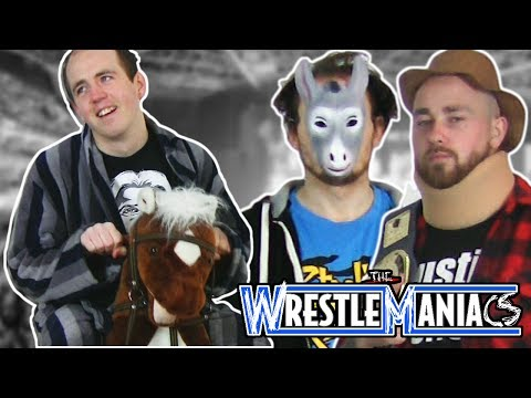 The WrestleManiacs are coming! (Wyatt Family Parody) | Brand New Comedy Web Series