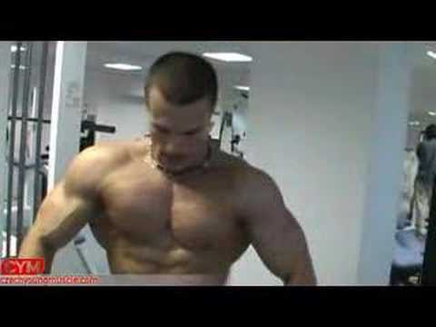 Muscle Hunk Video