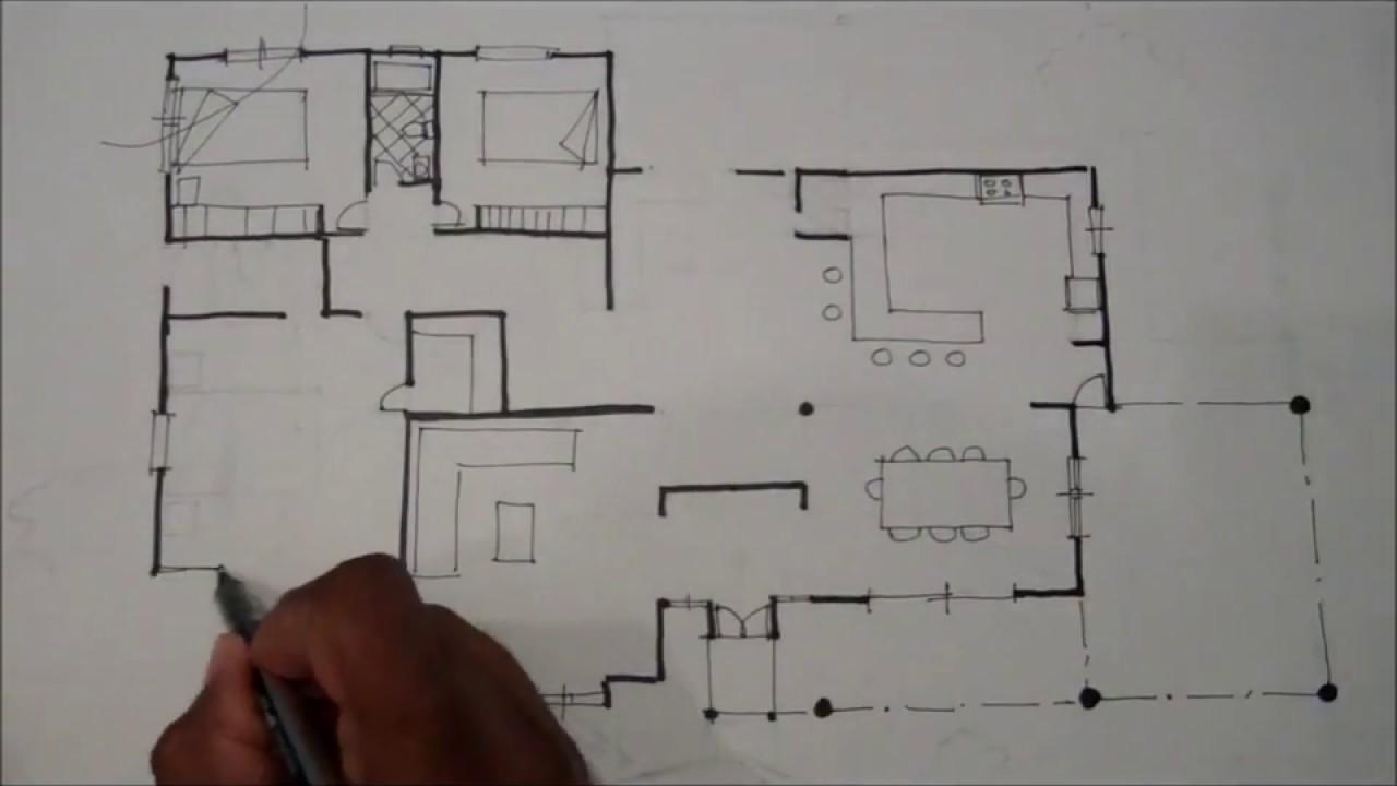Dise ar una casa es facil proyecto no 1 arq david sosa - Hacer planos de casa ...