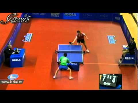 2012 Europe Top-12 (ms-qf) Bojan TOKIC - Vladimir SAMSONOV [Full Match|Short Form]