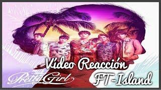 Vídeo Reacción | FT-ISLAND - PRETTY GIRL | WHITE WINGS K-POP