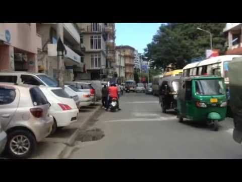 Streets of Dar Es Salaam (including Kariakoo market) Part 1 of 2