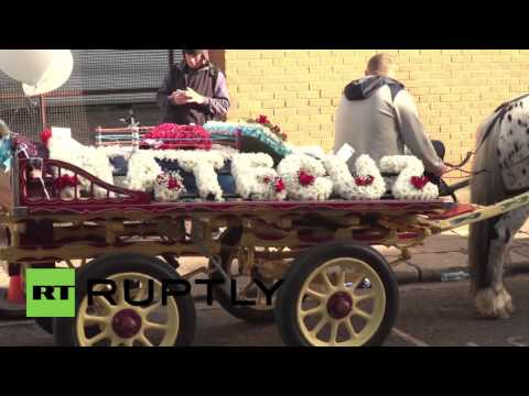 Ireland: High security at funeral for weigh-in shooting victim David Byrne