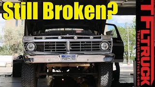 There's Nothing More Expensive Than a Cheap Truck: Rusty Boy Project Truck Ep.3