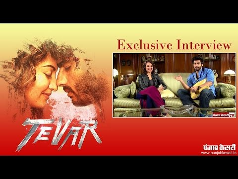 Spl & Exclusive Interview with Sonakshi Sinha and Arjun Kapoor|Tevar