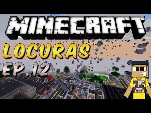 Minecraft Locuras: Ep.12 -