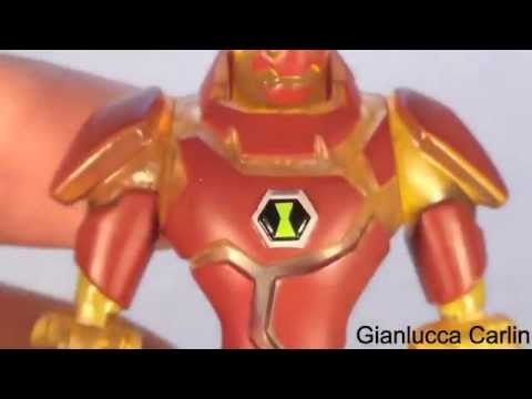 Ben 10 Omniverse Fuego Review [HD]