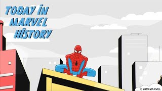 Spider-Man's First Appearance | Today in Marvel History