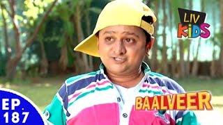 Baal Veer - बालवीर - Episode 187 - Manav's Teacher Falls In The Pool