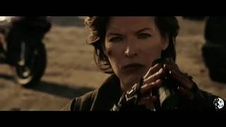 Resident Evil: The Final Chapter - Skillet - Back From The Dead - Music Video