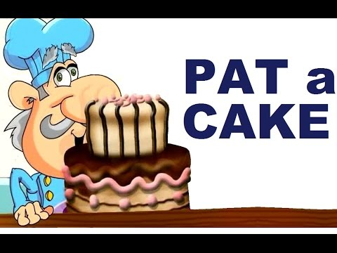 PAT A CAKE - Cake Day ecards - Events Greeting Cards