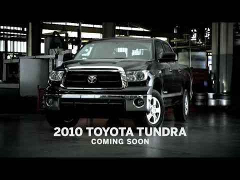 2010 Toyota Tundra - Made for Extreme Heat!