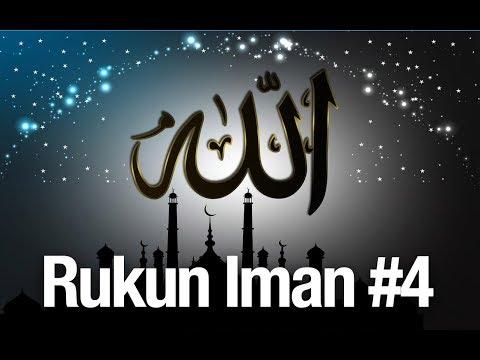 Rukun Iman #4: Beriman Kepada Malaikat - Ustadz Abdullah Zaen, MA