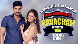 Inspector Vijay (KAVACHAM) | WORLD TV PREMIERE - TODAY | ONLY on Colors Cineplex!